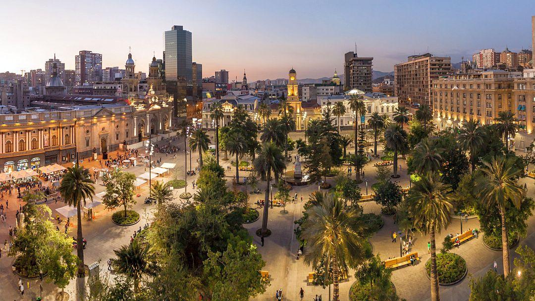 Tag 15 Castro-Santiago de Chile
