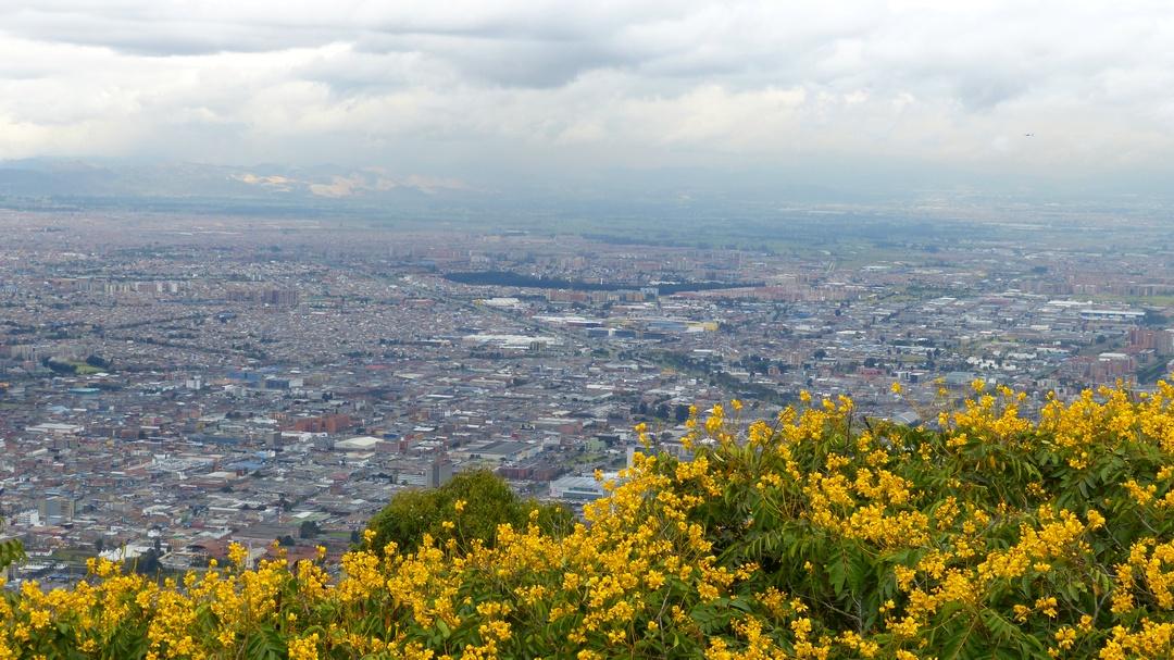 Tag 2 Bogotá: halbtägige Stadtbesichtigung