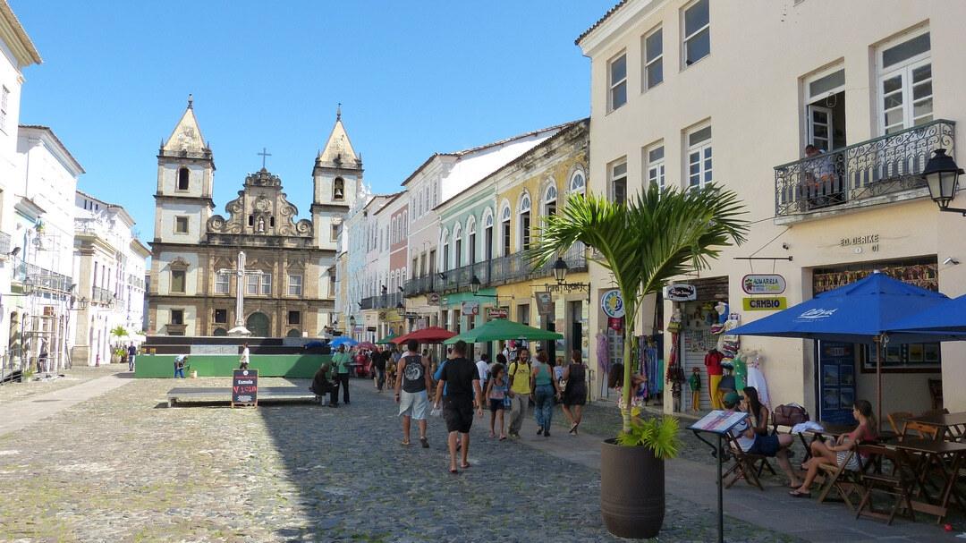 Tag 1 Salvador de Bahía: Anreise
