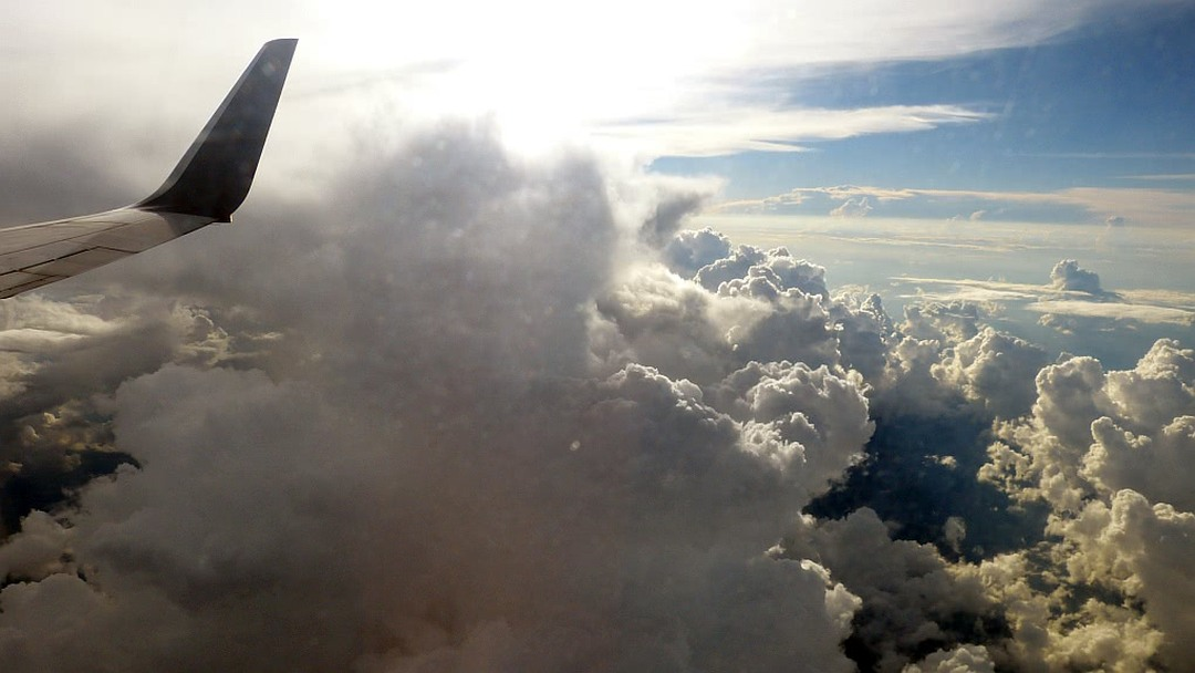 Tag 1: Flug nach Bogotá