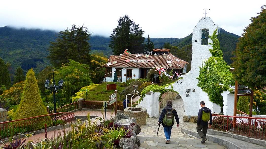 Tag 3 Bogotá: halbtägige Stadtbesichtigung
