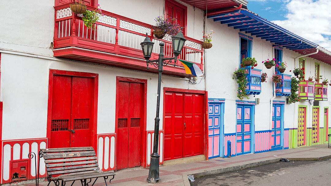 Tag 7 Kaffeedreieck: Tagestour ins Valle de Cocora und nach Salento