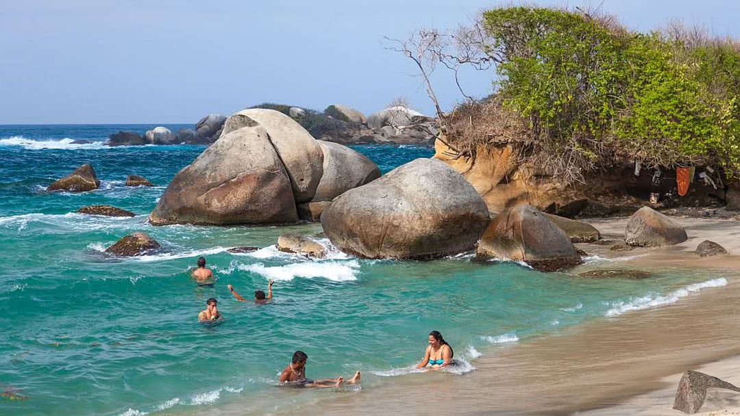 Tag 9 Santa Marta: Tagestour in den Tayrona Nationalpark