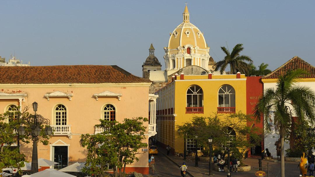 Tag 10 Santa Marta-Cartagena de Indias