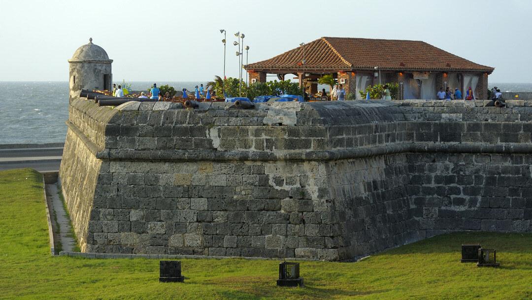 Tag 11 Cartagena: Stadtbesichtigung mit Kloster und Burg