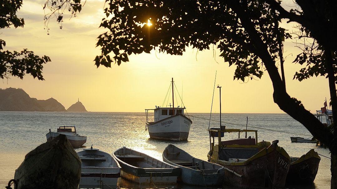 Tag 1 Santa Marta: Anreise