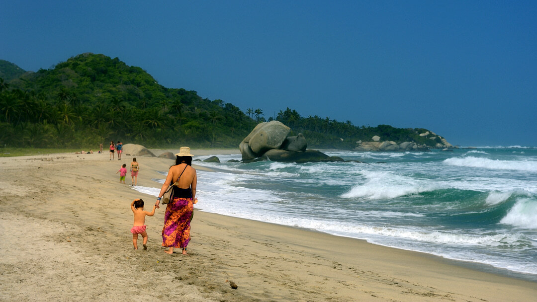 Tag 3 Santa Marta-Tayrona Nationalpark: Tagesausflug in den Nationalpark