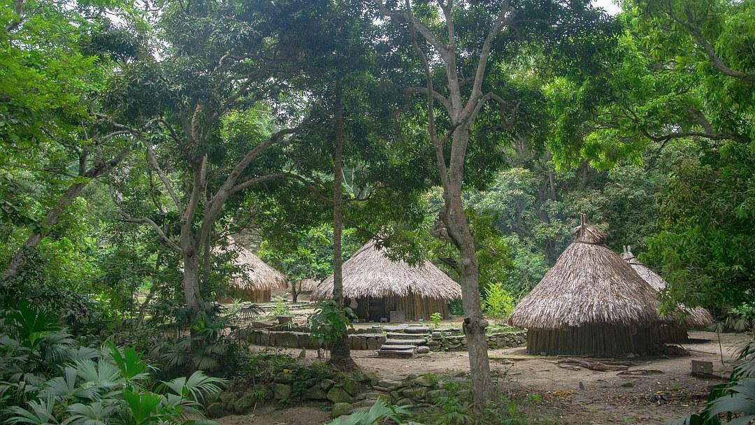 Tag 4 Tayrona Nationalpark-Santa Marta: Freier Vormittag