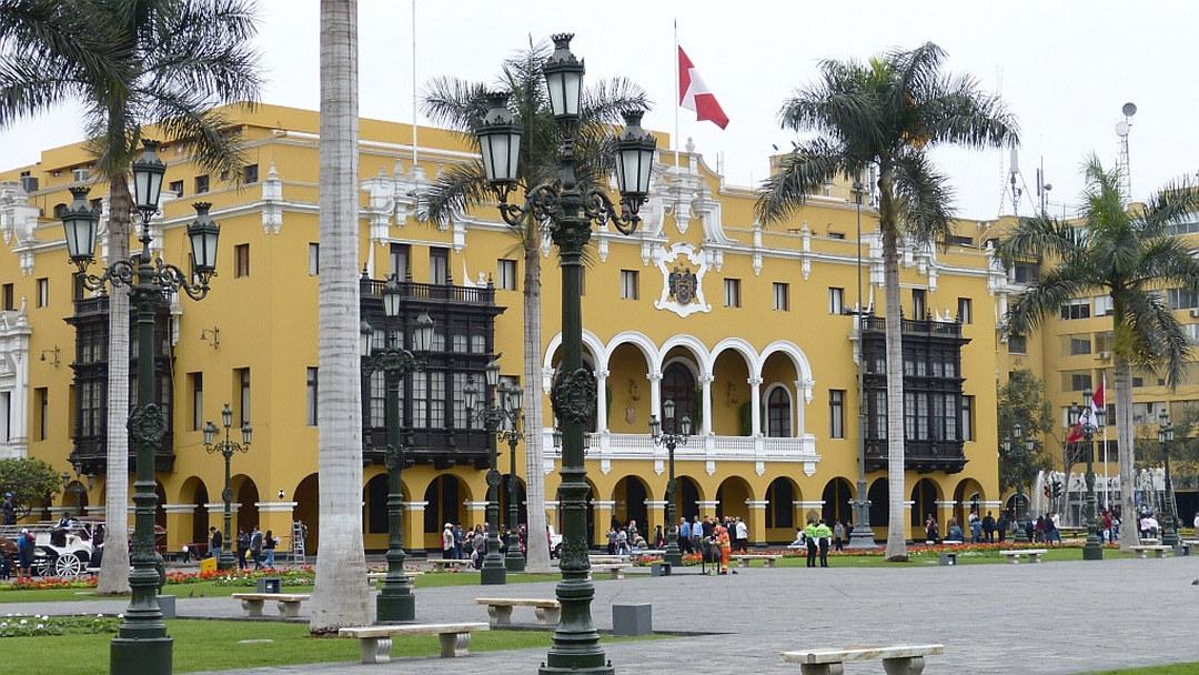 Tag 2 Lima: Stadtbesichtigung Lima