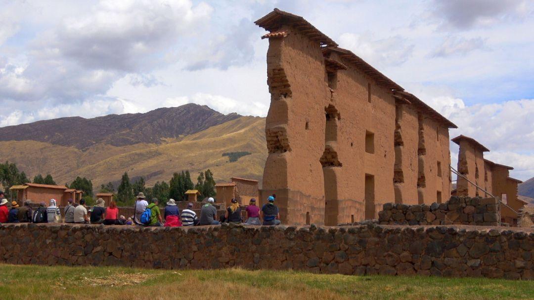 Tag 6 Cusco-Puno: Busfahrt mit Fotostopps