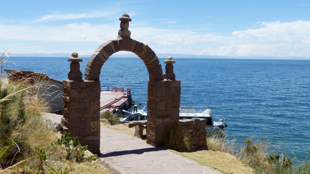 Tag 7 Puno: Tagestour zu den Schilfinseln auf dem Titicacasee