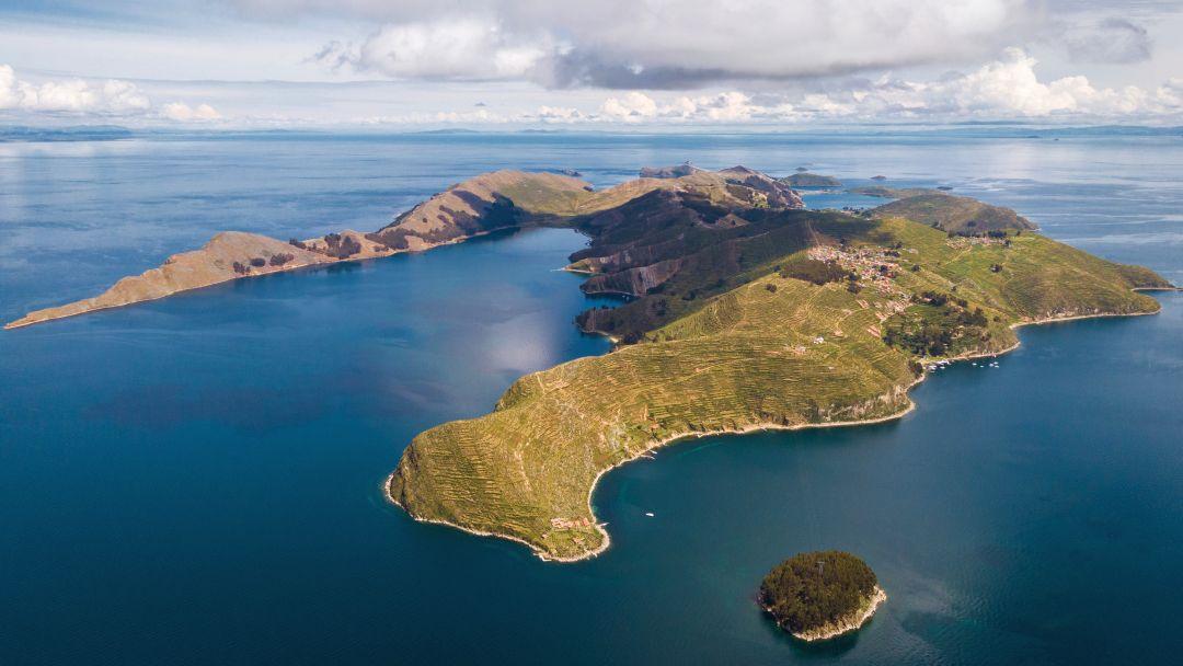 Tag 8 Puno-La Paz: Ausflug Copacabana und Isla de Sol