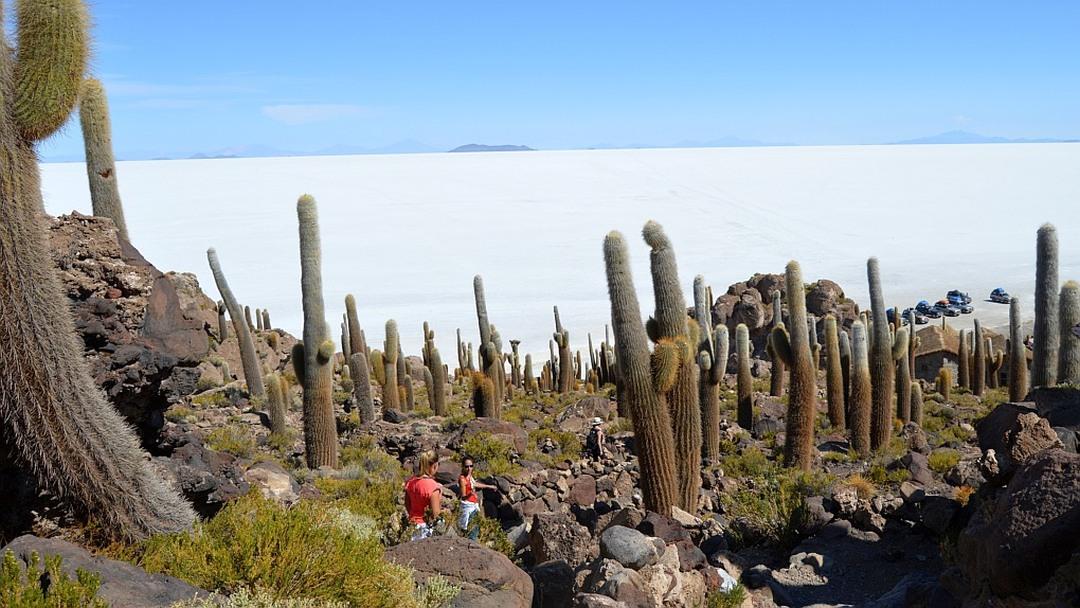 Tag 10 La Paz-Tahua: Salar de Uyuni
