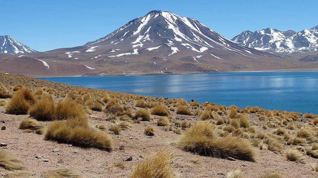 Tag 13 San Pedro de Atacama: Salar de Atacama und Lagunas