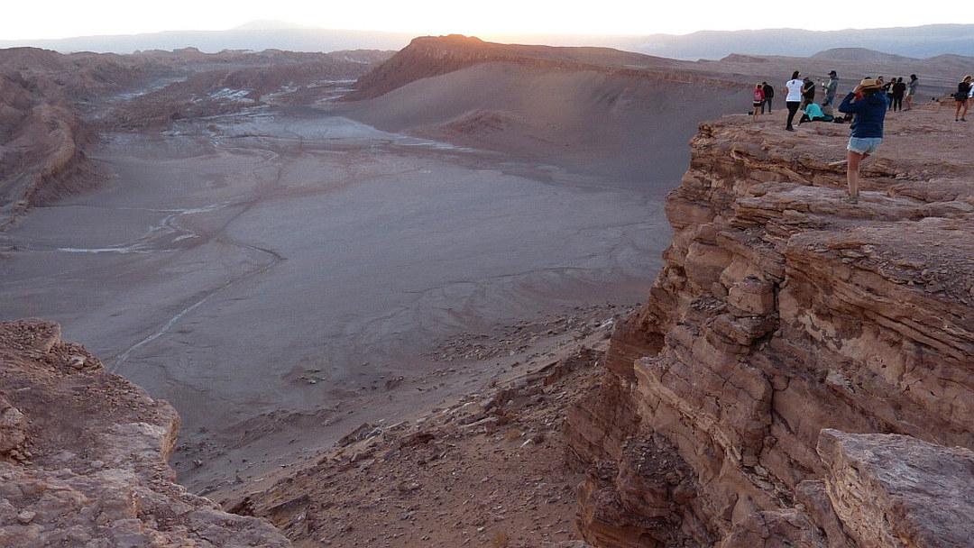 Tag 14 San Pedro de Atacama: Tatio-Geysire und Valle de la Luna