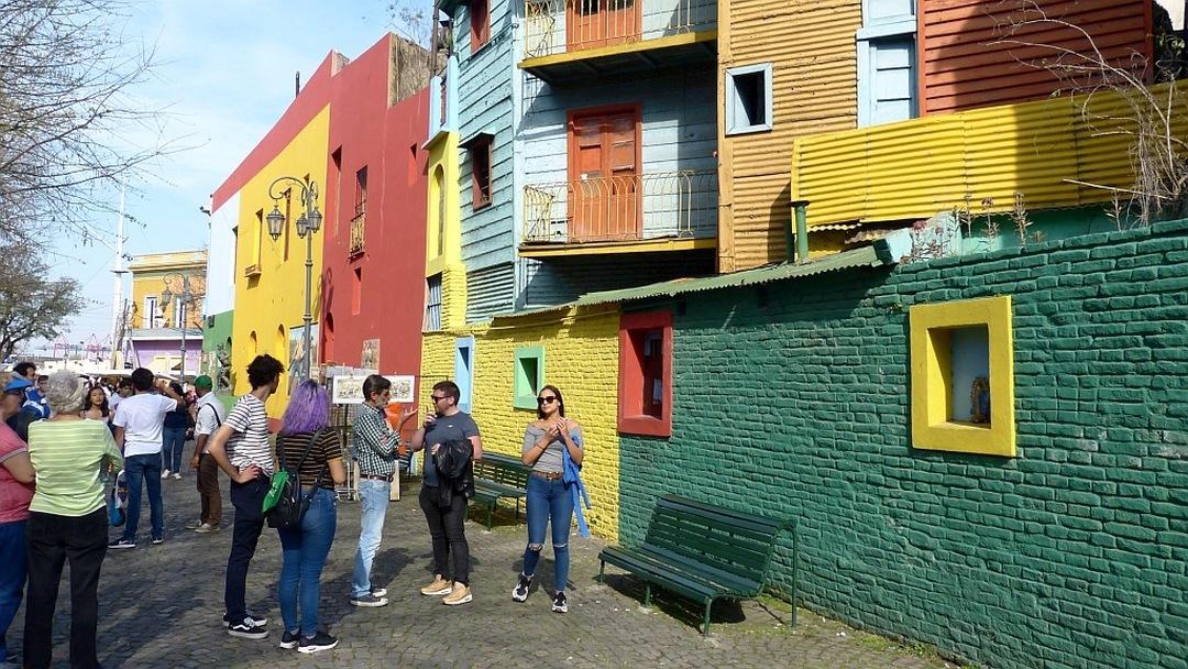 Tag 18 Salta-Buenos Aires: Bike Tour oder Stadtrundfahrt