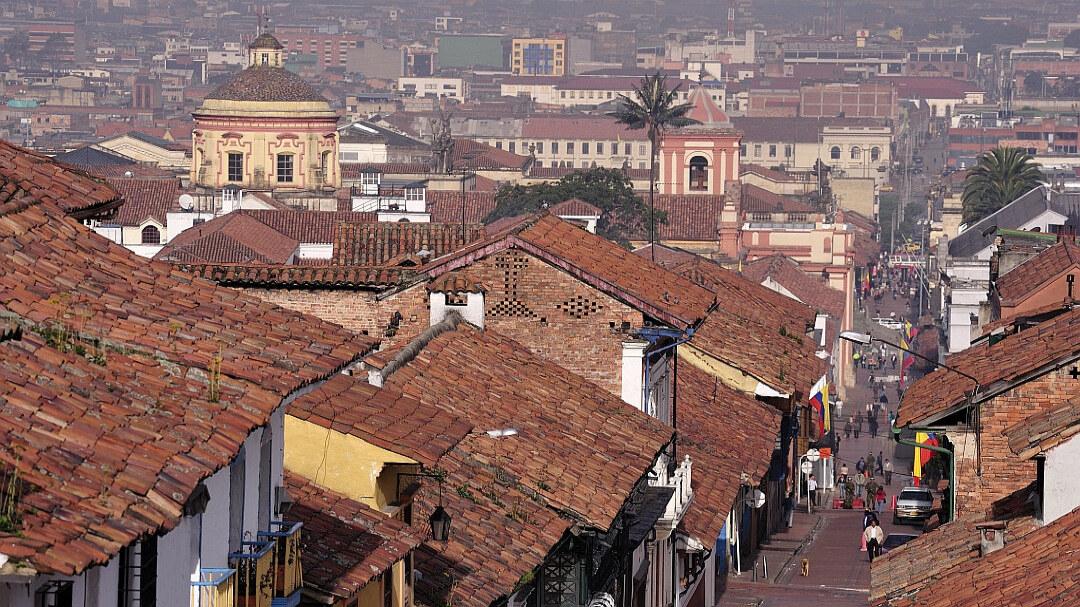 Tag 2 Bogotá: Ankunft