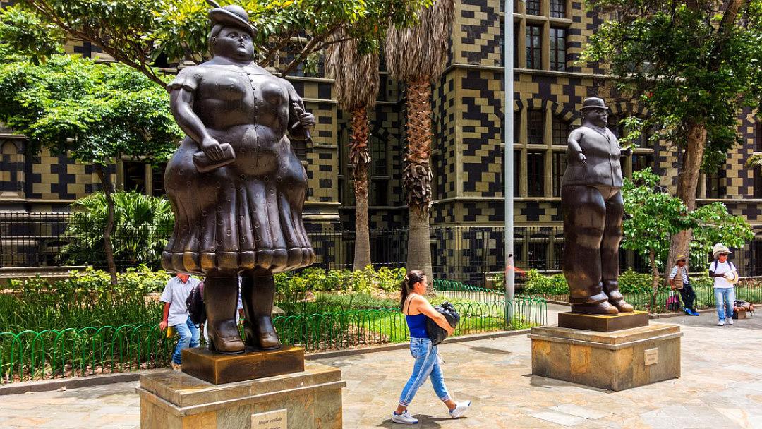 Tag 9 Medellín: Stadtbesichtigung Medellín