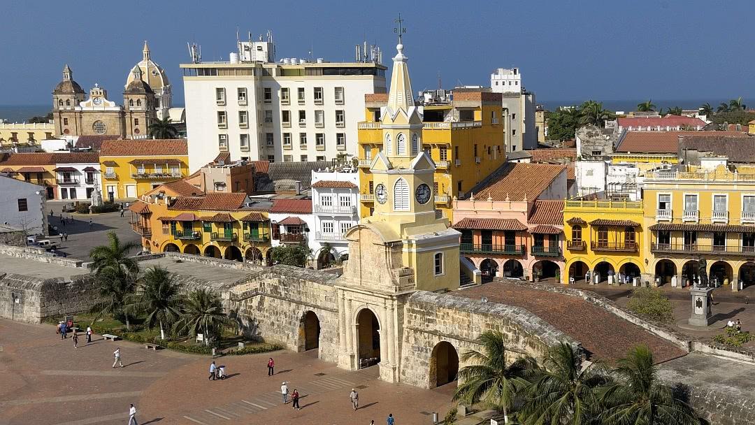 Tag 12 Santa Marta-Cartagena de Indias