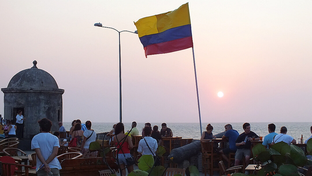 Tag 13 Cartagena: Stadtbesichtigung mit Kloster und Burg
