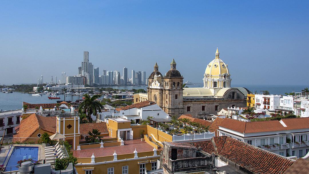 Tag 15 Cartagena: Abreise