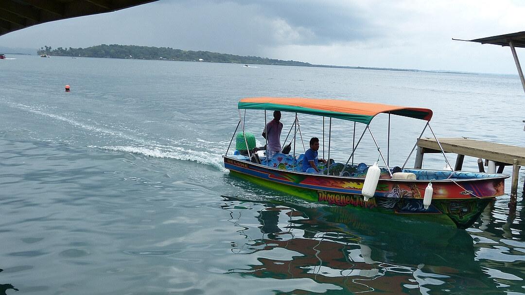Tag 9 Boquete - Bocas del Toro