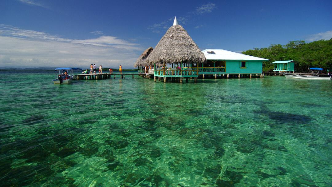 Tag 10 Bocas del Toro: Cayo Coral und Red Frog Beach