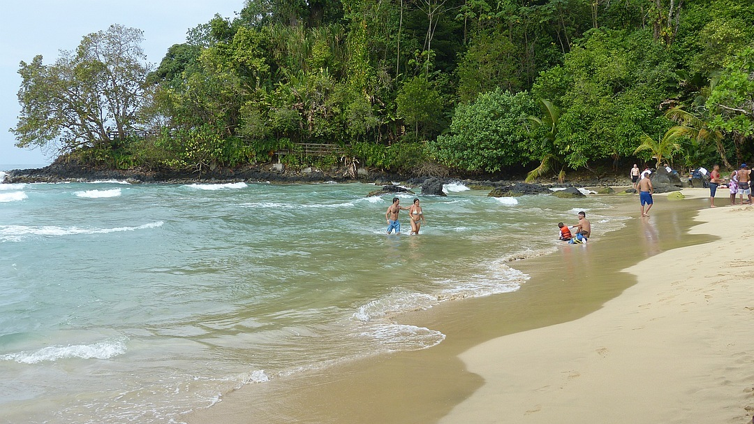 Tag 11 Bocas del Toro: Freier Tag in der Karibik