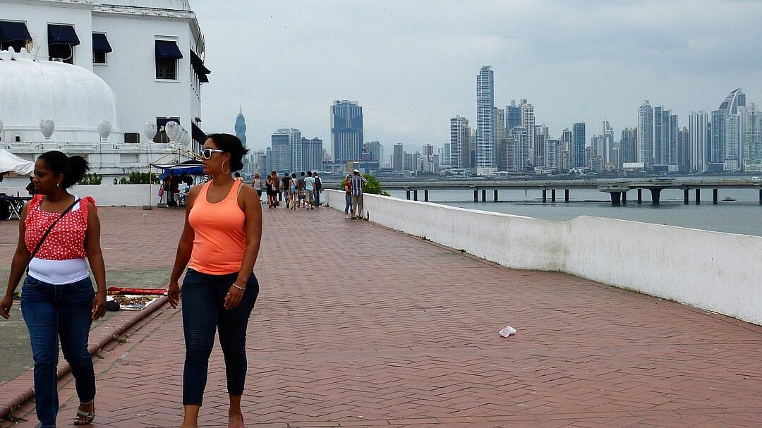 Tag 12 Bocas del Toro - Panama Stadt