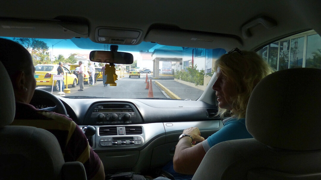 Tag 13 Panama Stadt - Abreise