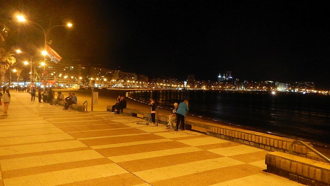 Tag 1 Montevideo: Anreise