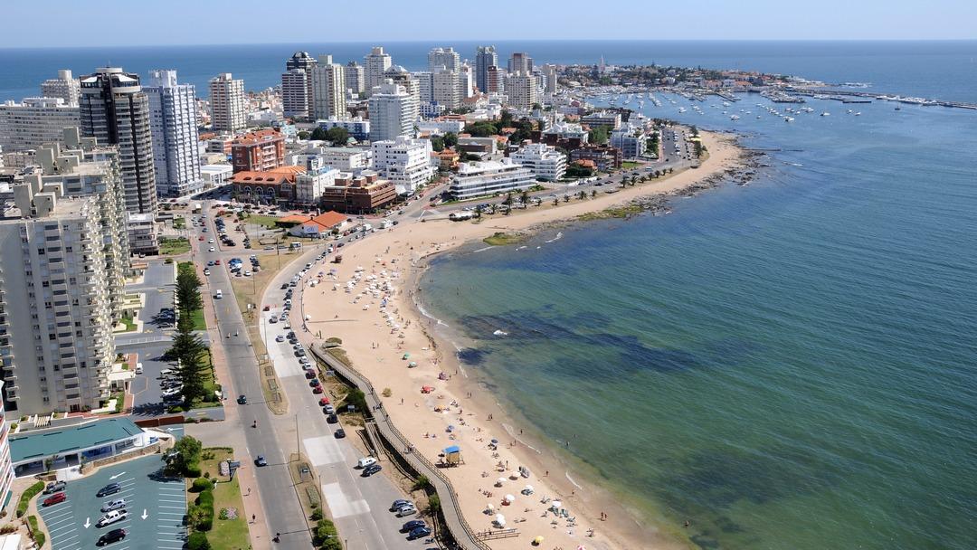Tag 2 Montevideo: Tagestour nach Piriápolis und Punta del Este