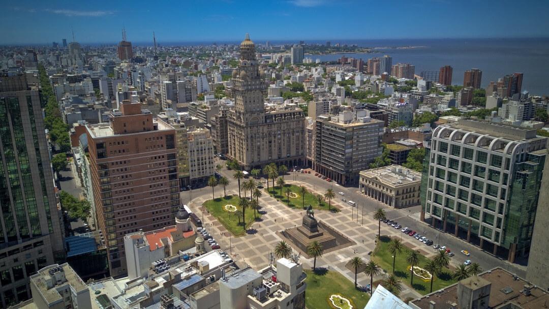 Tag 3 Montevideo: Halbtägige Stadtbesichtigung Montevideo