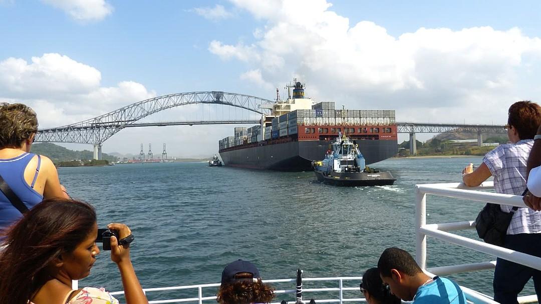 Tag 10 Panama Stadt: Teildurchquerung
