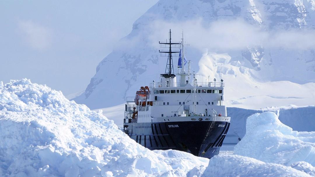 Tag 4 bis 8: Sie erkunden die antarktische Halbinsel