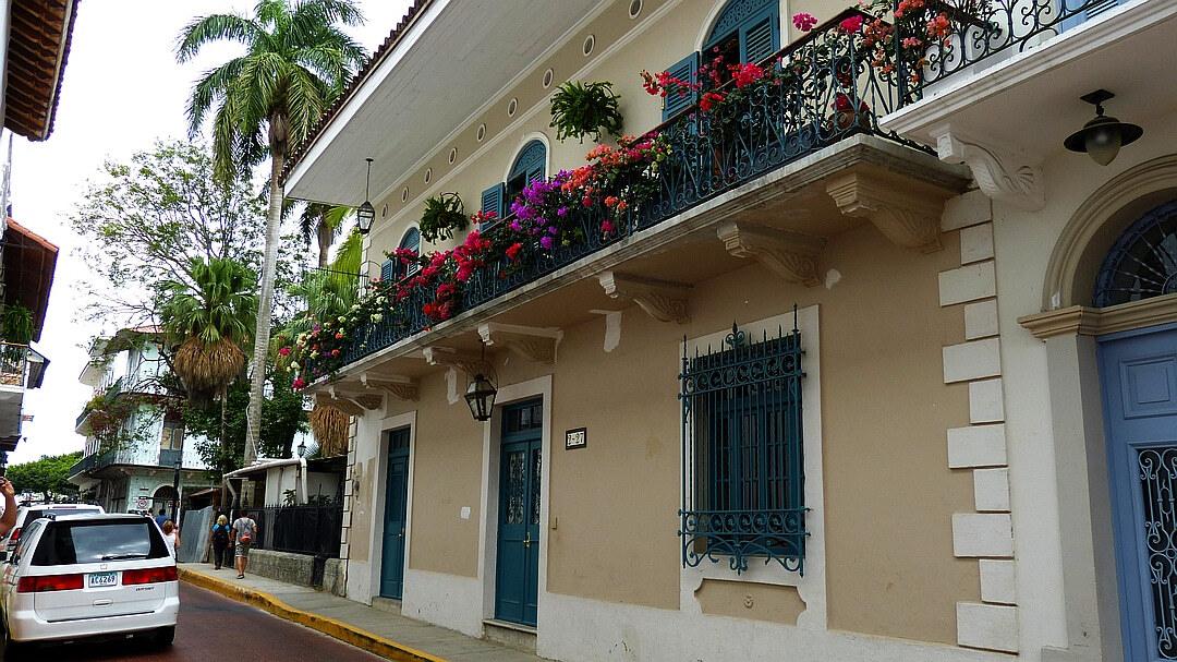 Tag 3 Panama Stadt: Stadtbesichtigung und Miraflores Schleusen