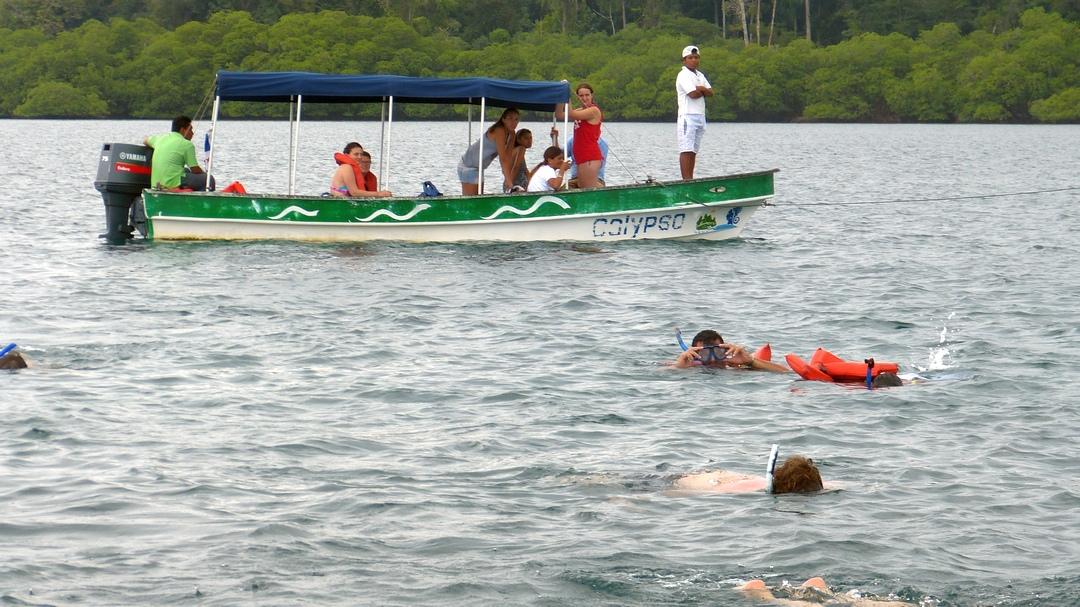 Tag 10 Bocas del Toro: Tagestour Cayo Coral und Red Frog Beach