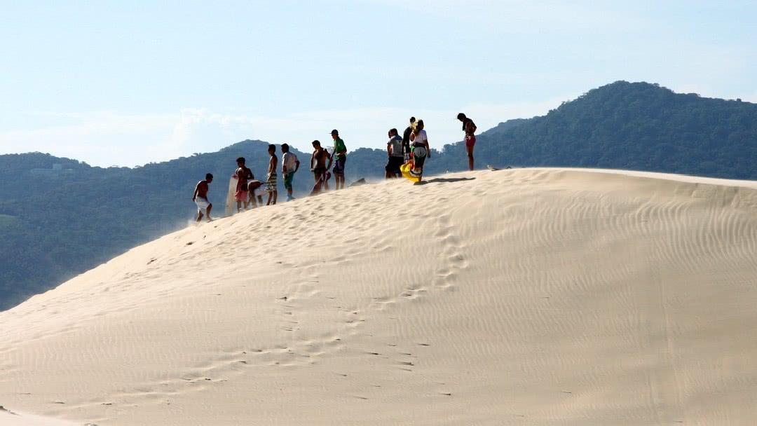 Tag 2 Florianópolis: Höhepunkte Florianopolis und Sanddünen von Joaquina