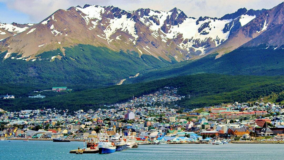Tag 12 Ushuaia: Ankunft