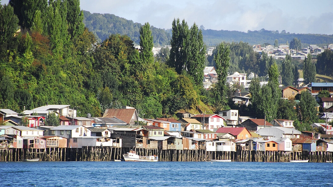 Tag 1, Samstag: Abfahrt in Puerto Montt & Besuch Quemchi