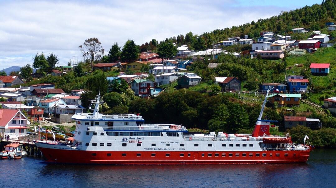 Tag 2, Sonntag: Puerto Aguire & Punta Pescadores