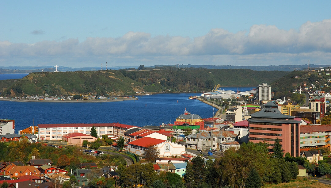 Tag 6, Donnerstag: Ankunft Puerto Montt