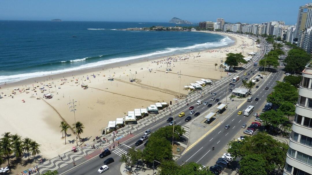 Tag 2: Rio de Janeiro: Ankunft