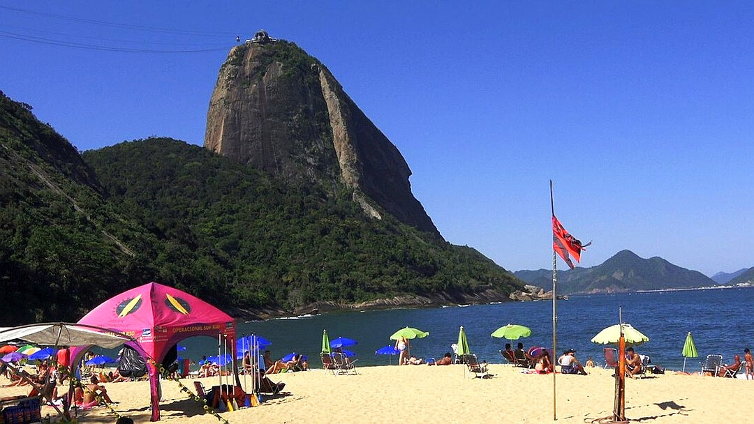Tag 3: Rio de Janeiro: Halbtagestour zum Zuckerhut