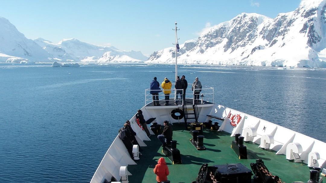"""Tag 4: Stanley auf den östlichen Malwinen (""""Falklandinseln"""")"""