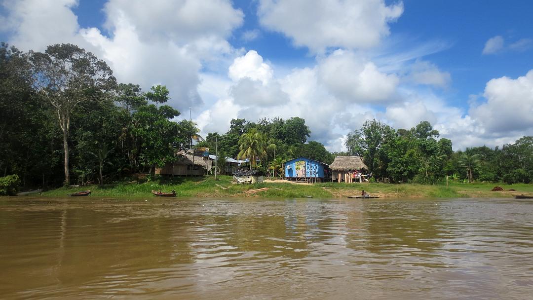 Tag 4 Calanoa: Bootsfahrt nach Leticia und Abreise