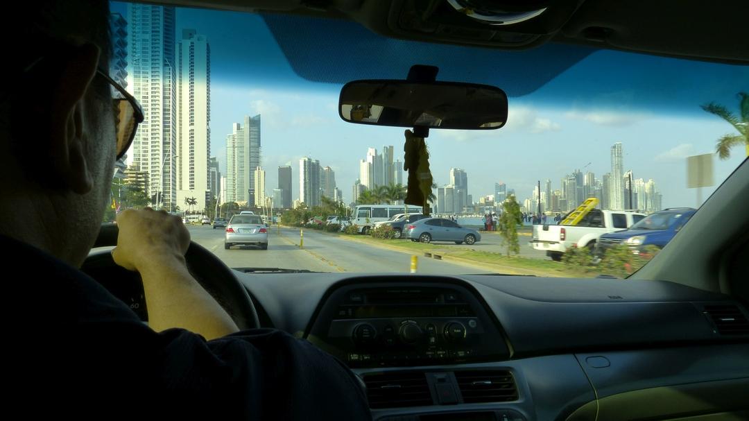Tag 2 Panama Stadt