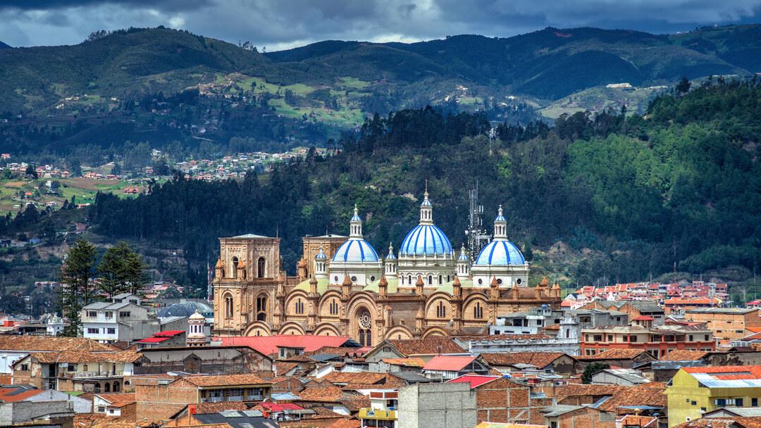 Tag 4 Cuenca: Stadtbesichtigung Cuenca