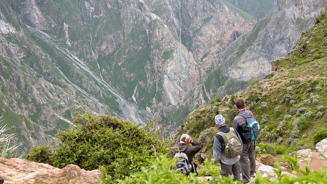 Tag 3: Von Sangalle de Oasis nach Arequipa