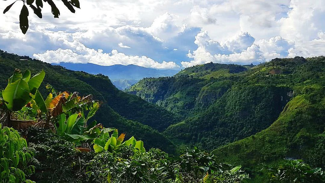 Tag 5 Villavieja: Fahrt nach San Andrés de Pisimbalá (Tierradentro)
